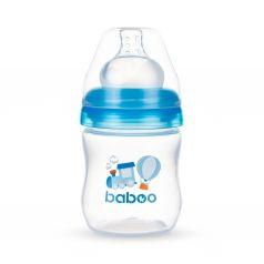 Бутылочка Baboo Transport широкая полипропилен с рождения, 130 мл