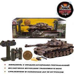Танк на радиоуправлении Пламенный мотор Т-90 Россия 35 см 1 : 24