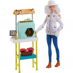 Кукла Barbie Профессии Пчеловод