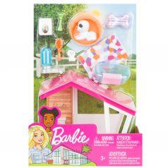 Набор мебели для кукол Barbie Отдых дома Для собачки