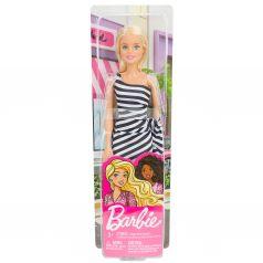 Кукла Barbie Сияние моды В черно-белом платье 28 см