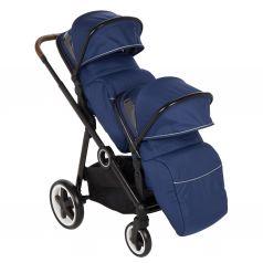 Прогулочная коляска McCan M-11, цвет: синий