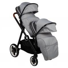 Прогулочная коляска McCan M-11, цвет: серый
