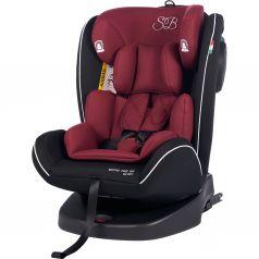 Автокресло Sweet Baby Round Trip SPS Isofix, цвет: wine/black