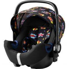 Автокресло Britax Romer Baby-Safe2 i-size, цвет: comicfun