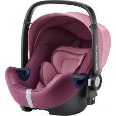 Автокресло Britax Romer Baby-Safe2 i-size, цвет: winerose