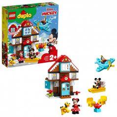 Lego Duplo 10889 Летний домик Микки Конструктор