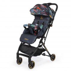 Прогулочная коляска BabyCare Daily, цвет: джинсовая