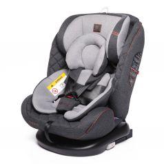 Автокресло BabyCare Shelter, цвет: светло-серый
