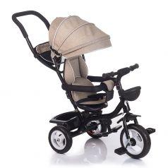 Трехколесный велосипед BabyHit Kids ride, цвет: бежевый
