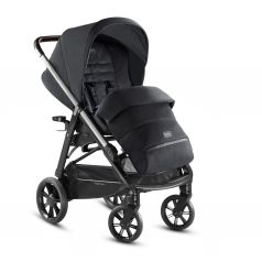 Прогулочная коляска Inglesina Aptica, цвет: mystik black