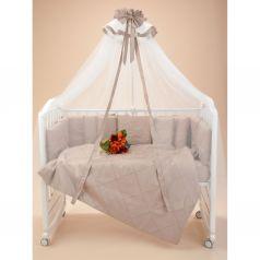 Комплект постельного белья Sweet Baby Splendore, цвет: белый подушка 40 х 60 см