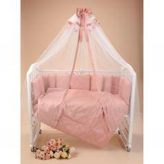 Комплект постельного белья Sweet Baby Splendore, цвет: бежевый подушка 40 х 60 см