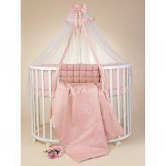 Комплект постельного белья Sweet Baby Bellezza, цвет: бежевый подушка 40 х 60 см