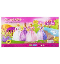 Кукла Defa Lucy с гардеробом 28 см
