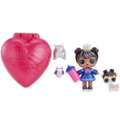 Игрушка LOL Surprise Шипучий сюрприз кукла и питомец розовый