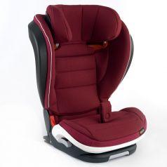 Автокресло BeSafe iZi Flex Fix i-Size, цвет: burgundy melange