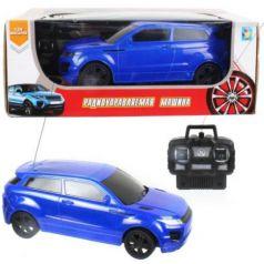 Машина на радиоуправлении 1Toy Синий джип 20 см