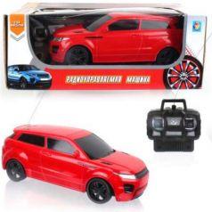 Машина на радиоуправлении 1Toy Красный джип 20 см