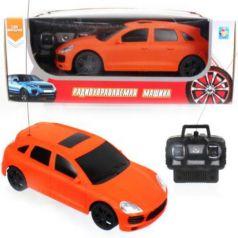 Машина на радиоуправлении 1Toy Оранжевый джип 20 см