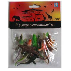Набор 1Toy В мире животных Крокодилы