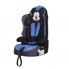 Автокресло Siger Драйв Disney Микки Маус, цвет: синий/контур
