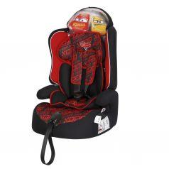 Автокресло Siger Драйв Disney Тачки, цвет: красный/гонка