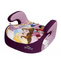 Автокресло-бустер Siger Disney Принцессы, цвет: фиолетовый