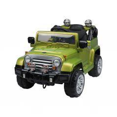 Электромобиль Tommy RR-3, цвет: зеленый