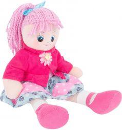 Кукла Gulliver Земляничка с двумя косичками 30 см