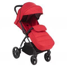 Прогулочная коляска McCan Kathy, цвет: красный