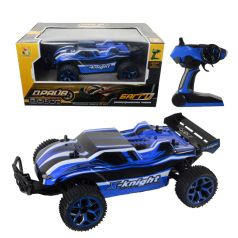 Машина 1Toy Драйв на радиоуправлении синяя 1 : 18