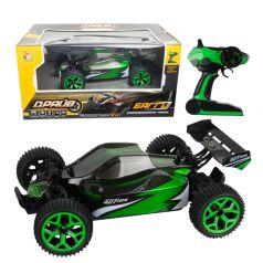 Машина 1Toy Драйв на радиоуправлении зеленая 1 : 18