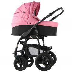Коляска-люлька для новорожденного Sevillababy Mirra, цвет: розовый