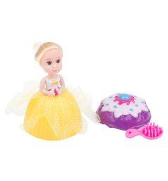 Кукла Игруша в стакане мороженного малиновый