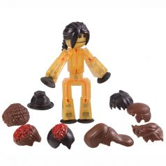 Фигурки Stikbot с аксессуарами желтый
