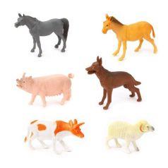 Набор фигурок Наша Игрушка домашних животных Farm animal