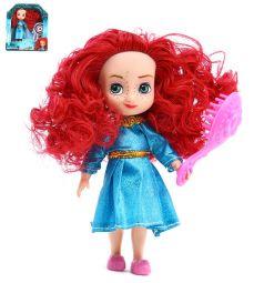 Кукла Игруша с черными волосами