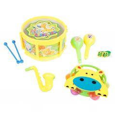 S+S Toys, Инструменты муз. Жёлто-зелёный