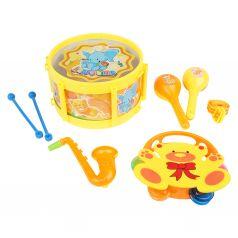 S+S Toys, Инструменты муз. жёлто-оранжевый