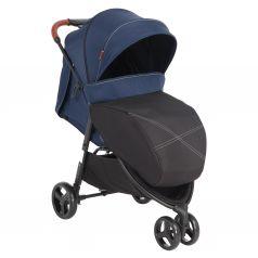 Прогулочная коляска McCan M-6, цвет: синий