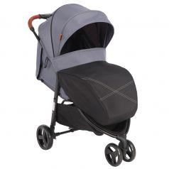 Прогулочная коляска McCan M-6, цвет: серый