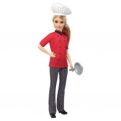 Кукла Barbie Кем быть? Шеф повар