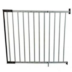 Ворота безопасности Baby Safe для дверного проема (67-104 см), цветбелый