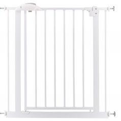 Ворота безопасности Baby Safe для дверного проема (75-85 см), цветбелый