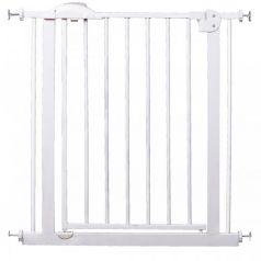 Ворота безопасности Baby Safe для дверного проема, цветбелый
