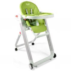 Стульчик для кормления Nuovita Futuro Senso Bianco, цвет: verde