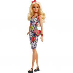 Кукла Barbie Крайола Раскрась наряд 20 см