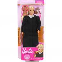 Кукла Barbie Карьера года Судья 9 см