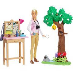 Кукла Barbie Энтомолог 30 см